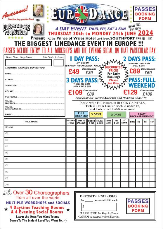 EurodancePassesFront